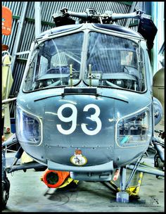 South African Navy(?) Westland Wasp no93. Military Helicopter, Military Aircraft, Pretty Birds, Wasp, Mk1, Choppers, Trailers, Airplane, Aviation