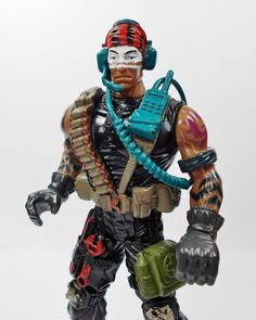 Police vs Bad Guyz - Foul Play Nick Action Toy Figure - Chap Mei