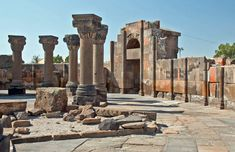 MIR's Favorite UNESCO Sites in South Caucasus Countries (videos) — MIR Destination Management Company Country Videos, Roman Architecture, Ancient Ruins, Management Company