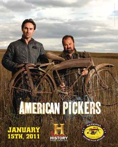 american pickers - Bing Images