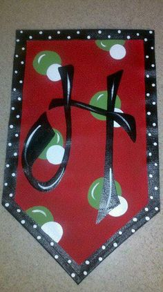 Personalized+Christmas+Door+Banner+by+aimdoodles+on+Etsy,+$40.00