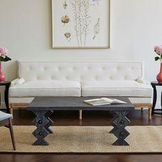 Davis Sofa - Natural