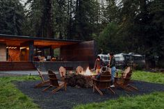 You Can Now Stay in Beautifully Designed Airstream Trailers on This California Campground