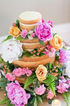 10 wedding cakes qui se marient avec les couleurs du printemps - Page 2 sur 2 - Mariage.com