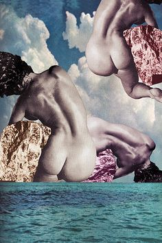 """Marooned Mermaids"" by Eugenia Loli"