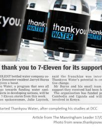 Image result for thankyou water