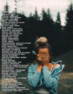 Fall Playlist, Song Playlist, Music Mood, Mood Songs, Music Songs, My Music, Reggae Music, Rock Music, Challenges