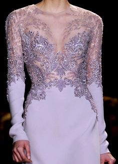 What a Braavosi courtisan would wear, Elie Saab
