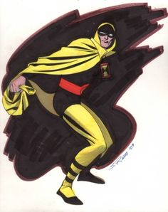 Hourman by Steve Rude