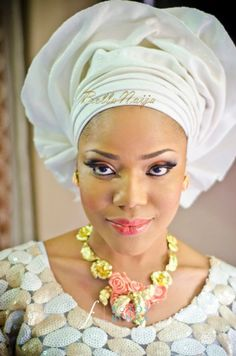 1000+ images about bridal makeup on Pinterest Nigerian ...