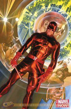 Alex Ross produz capas especiais nos 75 anos da Marvel - veja > Quadrinhos | Omelete