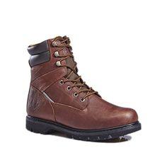 KS Men's 1312-2 Brown Leather Rubber Sole Soft Toe Work Boots 10 M US KINGSHOW http://www.amazon.com/dp/B014VHDM98/ref=cm_sw_r_pi_dp_pDtcxb156PK12