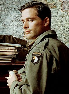 going my way? Matthew Settle, Company Of Heroes, American Veterans, Band Of Brothers, Military Men, Hollywood Actor, Film Stills, Face Claims, My Way