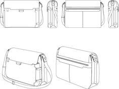 sketch bag design