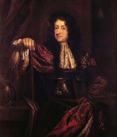 Jacques d'Agar (1640-1715)  — King of Denmark Christian V, 1685 : Rosenborg Castle, Copenhagen. Denmark  (2095x2440)