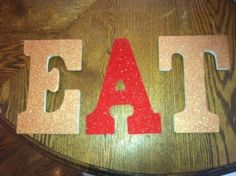 DIY how to make sign for your walls