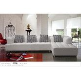online shopping for Modern Sectional Sofa Set 4 Pillows White from top store. See new offer for Modern Sectional Sofa Set 4 Pillows White White Sectional Sofa, Modular Sectional Sofa, Leather Sectional Sofas, Modern Sectional, Sofa Set, White Couches, Lounge Sofa, Modern Sofa