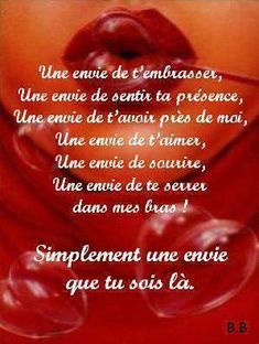 envie d etre avec toi tu me manque - Blog de alexdu88350 - Skyrock.com Soulmate Love Quotes, Best Quotes, French Love Quotes, Seductive Quotes, Love Amor, Love Words, Flirting, Affirmations, Encouragement