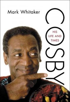Cosby : his life and times by Mark Whitaker.  Click the cover image to check out or request the biographies and memoirs kindle.