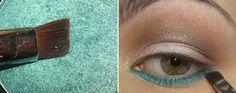 Maquillaje sirena-chic tutorial 7