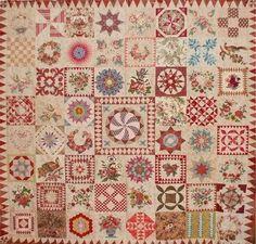 Threadbear: Quilts Quilts Quilts. | MAYBE NEW DEAR JANE ... : threadbear quilts - Adamdwight.com