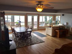 Enjoy the peaceful, yet entertaining life at the lake in a newly renovated home on Crooked Lake. Upper Crooked Lake is a 735-acre lake located in Delton, Michigan, northeast of Kalamazoo in southwest Michigan. ...