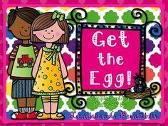 Reading Street, GET THE EGG!, Teacher Pack by... by Lendahand's Printables  | Teachers Pay Teachers