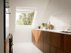 Fill your home with light by installing a Velux or Fakro roof window. Roof Window, Windows, Storage, Furniture, Home Decor, Purse Storage, Window, Store, Interior Design