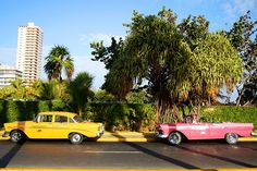 Cuba ... Been there already but I loved it and want to go again !!!
