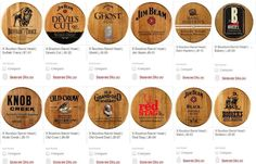 Whiskey Barrel Furniture Plans Unique Whiskey Barrel Whiskey Barrel for Sale Bourbon Barrel, Bourbon Whiskey, Whiskey Barrels For Sale, Whiskey Barrel Furniture, Barrel Projects, Homemade Wine, Spring Projects, Jim Beam, Wine Storage