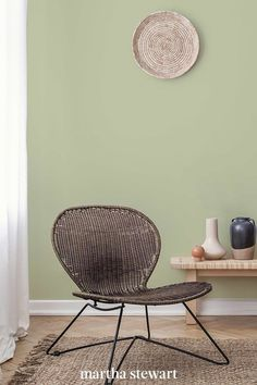 Light Green Rooms, Green Room Colors, Light Yellow Walls, Green Wall Color, Interior Wall Colors, Bedroom Wall Colors, Living Room Green, Living Room Colors, Green Painted Rooms