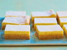 Lemon Cream Squares Recipe : Sandra Lee