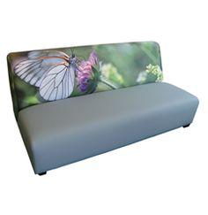 Loungebank Vlinder