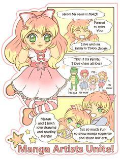 MAU - Manga-Artist-Unite by PockyCrumbs