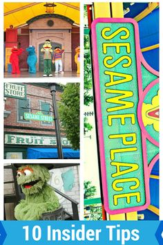 Insider tips to maximize your stay at Sesame Place. You'll want to read these tips before your next stay.