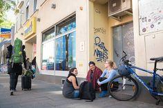 Wombat, Vienna, Bicycle, Lounge, Motorcycle, Vehicles, Bicycle Kick, Airport Lounge, Bike