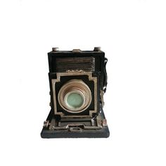 Black Barney Old Camera Decoration