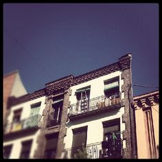 architecture, old buildings, Vallecas