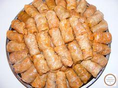 Romanian Food, Shrimp, Sausage, Vegetarian Recipes, Yum Yum, Drinks, Food, Pork, Romanian Recipes