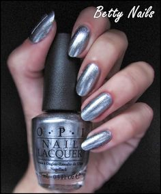 polishes christmasOPI Spain - The baby one that made me fall in love this week! #OPI haven't the Foggiest was the last OPI I swatched and ended up being my favorite of this collection!