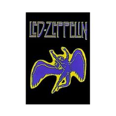Led Zeppelin Swan Song Fabric Poster - Decorate your walls with this brand new, easy to frame Led Zeppelin Swan Song Fabric Poster. 30 x 40 of Led on your wall.