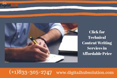 #ContentWritingServices Main aim for Technical Content Writing Services is simplify all topics related to specialized fields and make them more accessible to the general audience, goal of Content Writing Services is producing texts according different fields such as engineering, computer hardware, software, and so on, getting affordable cost click us. #TechnicalContentWritingServices Article Writing, In Writing, Creative Writing, Professional Writing, Technical Writing, Business Writing, Business Requirements, Hardware Software, Computer Hardware