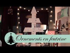 DIY youtube – Décoration de Noël – Le petit spot créatif