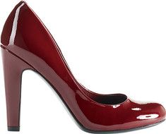 """I wear a LOT of black...but pair with red accessories and these Jessica Simpson """"Jessica"""" Chili Red Pumps!"""