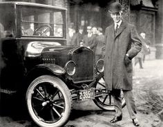 Henry Ford Biography