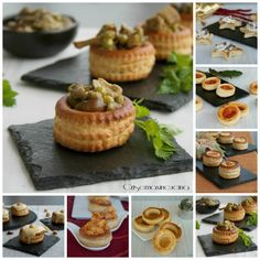 Ricette con i vol au vent Vol Au Vent, Kitchen Time, Finger Foods, Allrecipes, Party Time, Buffet, Cooking, Desserts, Blog