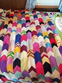 70 Ideas For Crochet Gifts For Grandma Repeat Crafter Me Crochet Home, Crochet Gifts, Knit Crochet, Irish Crochet, Crochet Ideas, Unique Crochet, Crochet Ripple, Manta Crochet, Crochet Headband Pattern