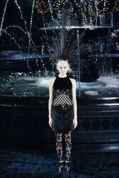 Louis Vuitton - Spring/Summer 2014 Paris Fashion Week