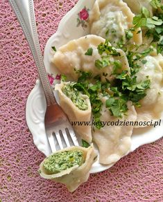 Dumplings, Feta, Cake Recipes, Food And Drink, Pizza, Soup, Dinner, Cooking, Ethnic Recipes