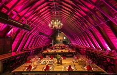 The Barn at Perona Farms, a rustic New Jersey wedding venue.  Photography by Will Blochinger Photography.